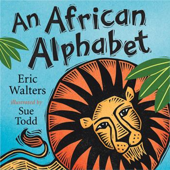 An African Alphabet 1459810708 Book Cover