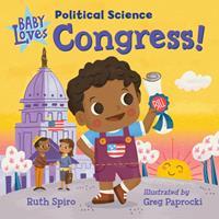 Board book Baby Loves Political Science: Congress! Book