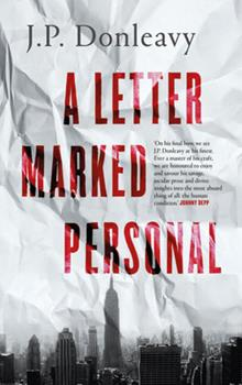 A Letter Marked Personal 1843516977 Book Cover