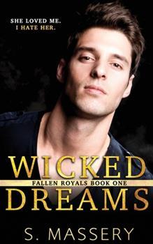 Paperback Wicked Dreams: A Dark High School Bully Romance Book