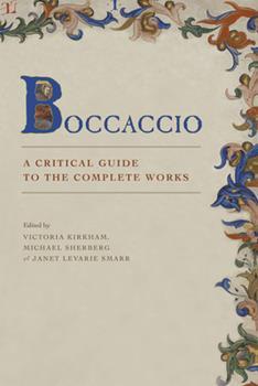Hardcover Boccaccio: A Critical Guide to the Complete Works Book