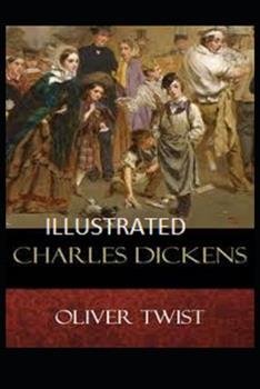 Paperback Oliver Twist Illustrated Book