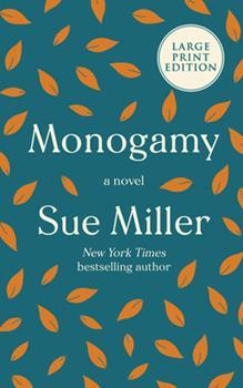Paperback Monogamy [Large Print] Book
