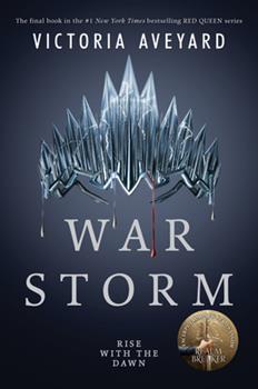 War Storm - Book #4 of the Red Queen