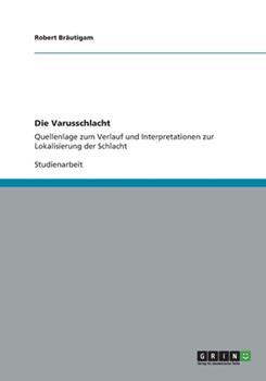 Paperback Die Varusschlacht [German] Book