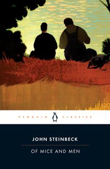 Paperback Of Mice and Men Book