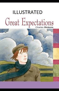 Paperback Great Expectations Illustrated Book