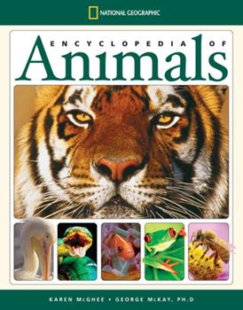 National Geographic Encyclopedia of Animals 079225936X Book Cover
