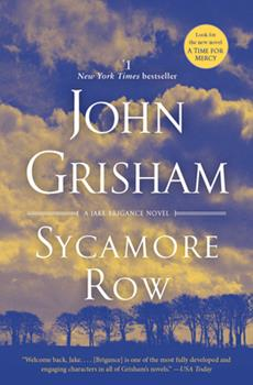 Paperback Sycamore Row: A Jake Brigance Novel Book