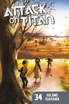 Paperback Attack on Titan, Vol. 34 Book