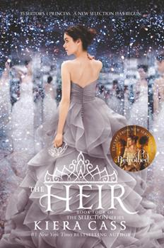 The Heir 0062349864 Book Cover