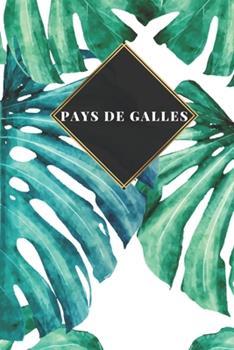 Paperback Pays de Galles : Carnet de Voyage Lign� - Journal de Voyage Pour Hommes et Femmes Avec Lignes [French] Book