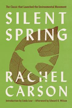 Silent Spring 0618249060 Book Cover