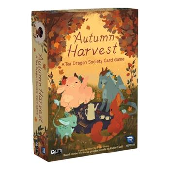 Toy Autumn Harvest: a Tea Dragon Society Game Book