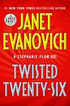 Paperback Twisted Twenty-Six [Large Print] Book