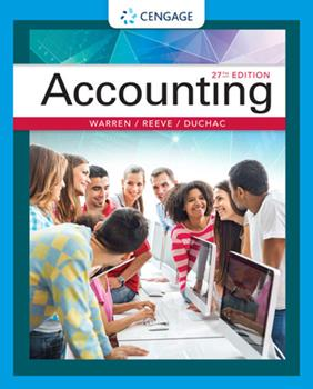 Accounting 0538869720 Book Cover