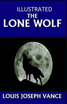 Paperback The Lone Wolf Illustrated Book