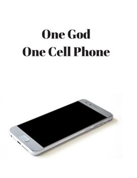 Paperback One God, One Cell Phone Book
