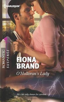 O'Halloran's Lady (Mills & Boon Intrigue) 0373278039 Book Cover