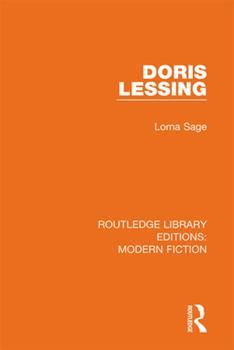 Doris Lessing (Contemporary Writers) 0367336634 Book Cover