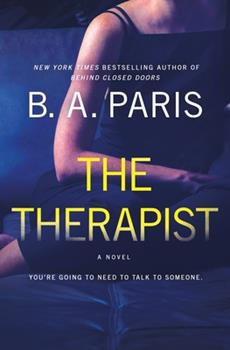 Hardcover The Therapist Book