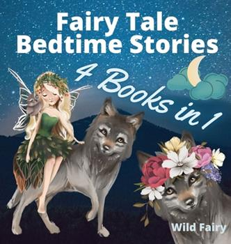 Hardcover Fairy Tale Bedtime Stories - 4 Books in 1 Book