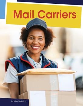Paperback Mail Carriers Book
