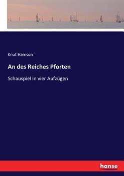 An des Reiches Pforten 3743644339 Book Cover