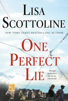 One Perfect Lie 1250099579 Book Cover