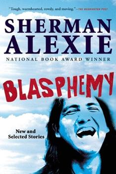 Paperback Blasphemy: New and Selected Stories Book