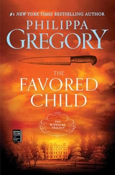 The Favoured Child 0671679112 Book Cover