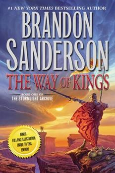 Paperback The Way of Kings: Book One of the Stormlight Archive Book