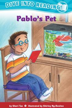 Paperback Pablo's Pet (Confetti Kids #9) Book