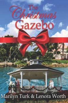 Paperback The Christmas Gazebo: Two Christmas Romances of past and present Book