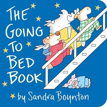 Board book The Going to Bed Book