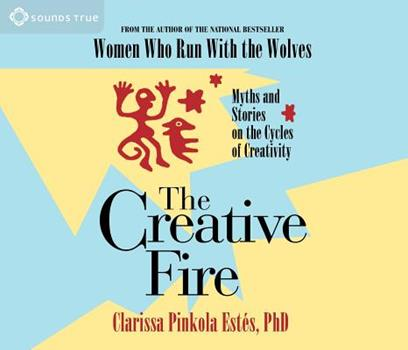 The Creative Fire 1564552128 Book Cover