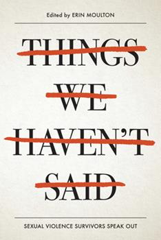 Things We Haven't Said 1942186347 Book Cover