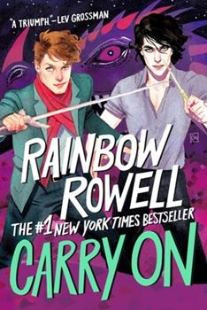 Carry On 1250135028 Book Cover