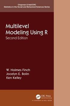Paperback Multilevel Modeling Using R Book