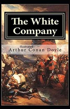 Paperback The White Company Illustrated Book