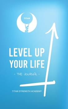 Paperback Level Up Your life The Journal Book