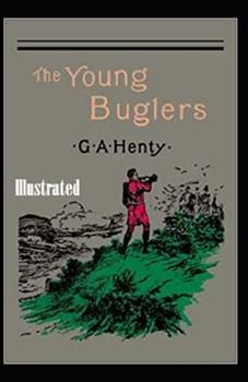 Paperback The Young Buglers Illustrated Book