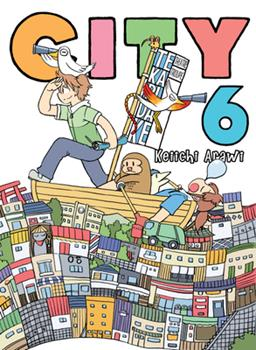 CITY, 6 - Book #6 of the CITY