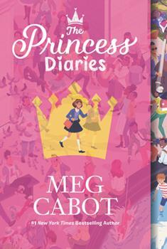 Paperback The Princess Diaries Book