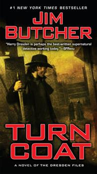 Turn Coat - Book #11 of the Dresden Files