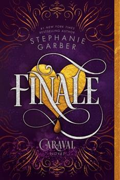Paperback Finale : A Caraval Novel Book