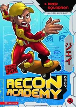 Recon Academy: Prep Squadron 143421382X Book Cover