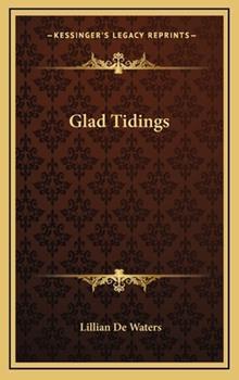 Hardcover Glad Tidings Book