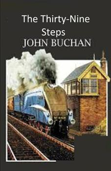 Paperback The Thirty-Nine Steps Illustrated Book