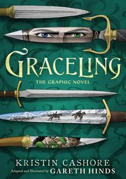 Graceling (Graphic Novel) 0358250420 Book Cover